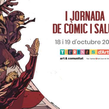 I Jornada de Còmic i Salut. 18 i 19 d'octubre