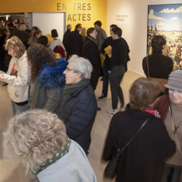 La Fundació Suñol inaugura <em>En tres actos: Obras maestras conocidas</em>