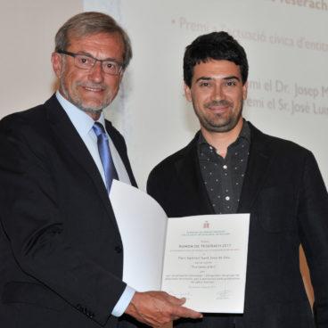 Premi Ramon de Teresach al projecte Torrents d'Art