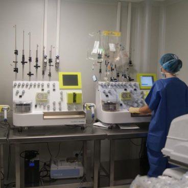 Primera terapia con CART en el Hospital Sant Joan de Déu de Barcelona