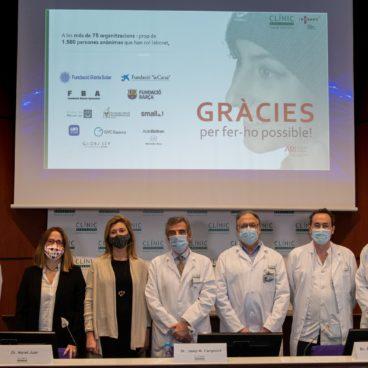 Aprovat a España el primer CAR-T desenvolupat a Europa per l'Hospital Clínic
